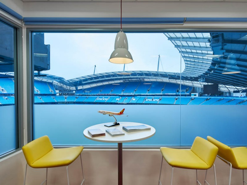 Hainan Airways | Etihad Stadium