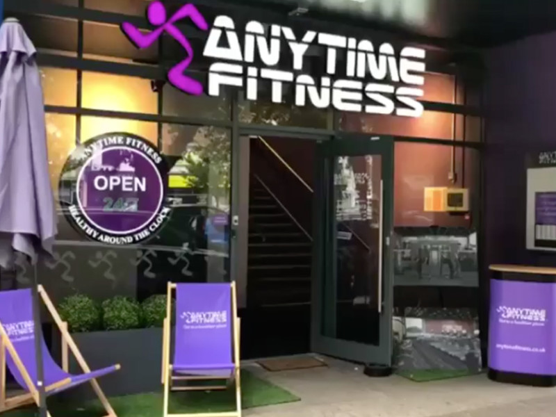 Anytime Fitness | Liverpool