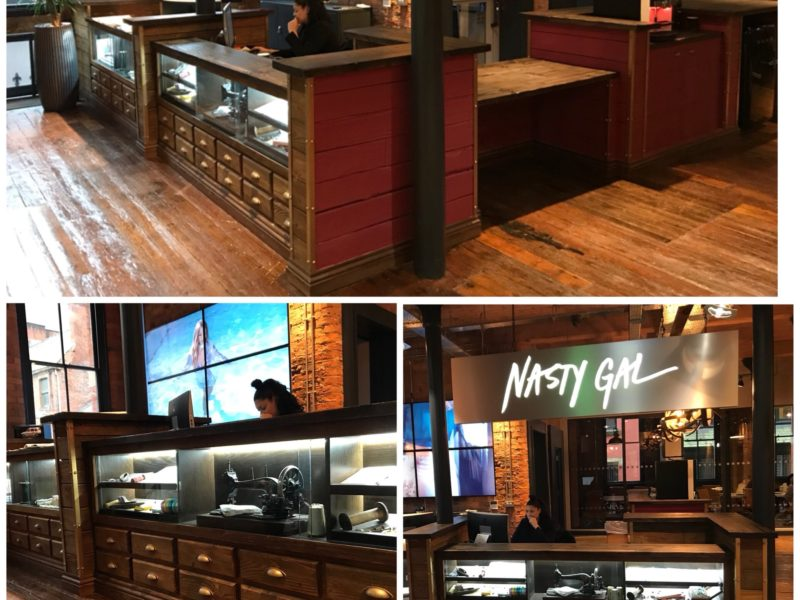 Nasty Gal – Manchester